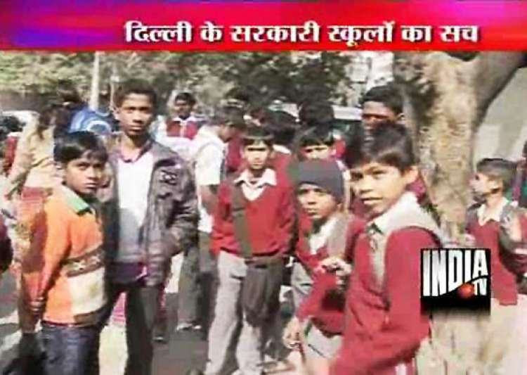over 26 000 govt school students in delhi found anaemic- India Tv