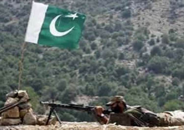 pakistan fires again at indian positions- India Tv