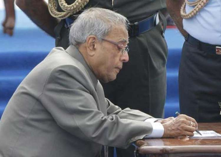 president signs anti rape law ordinance- India Tv