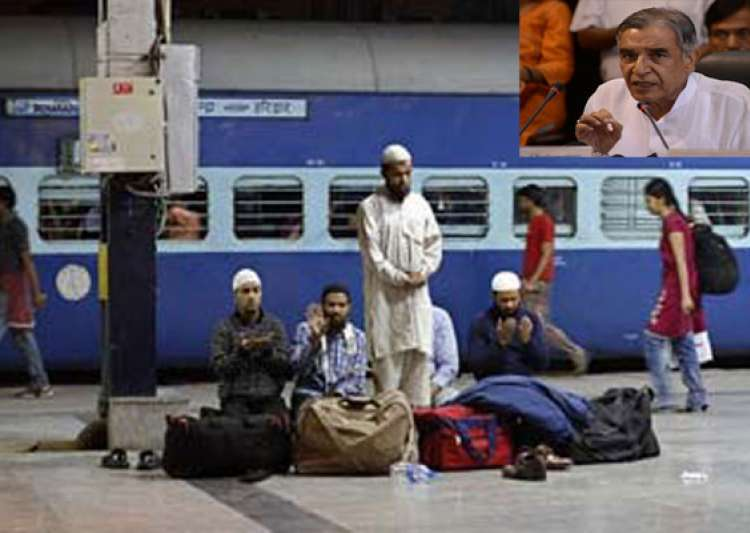across the board railway passenger fares hiked from january 21- India Tv