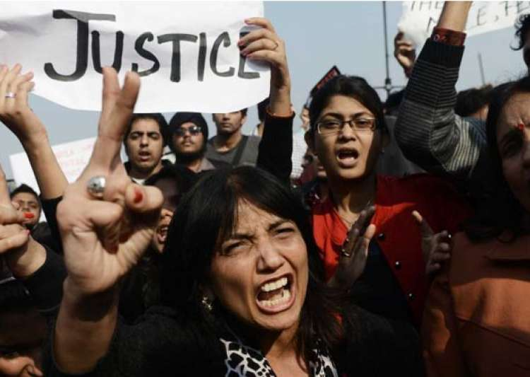 anti rape protests rage on in delhi- India Tv