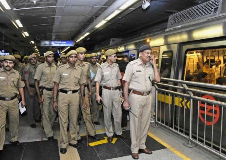 seven metro stations in delhi closed- India Tv