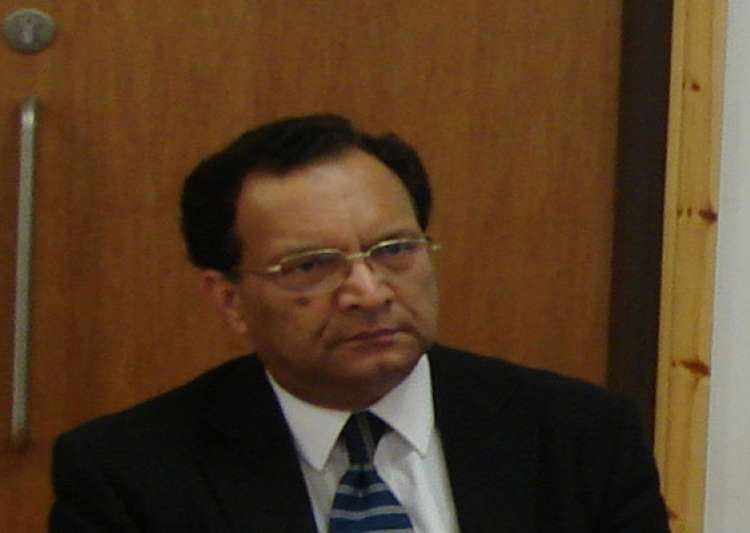 syed asif ibrahim takes over as ib chief - Syed_Asif_Ibrah19395
