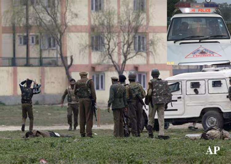 terror plan in delhi foiled kupwara man held from gorakhpur- India Tv