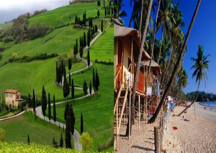 Top 10 Places In India For Romantic Outing
