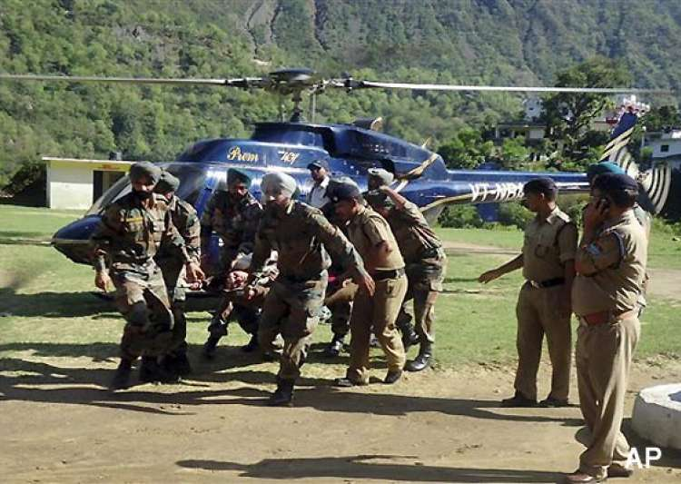 uttarakhand 40 choppers deployed for rescue focus on- India Tv