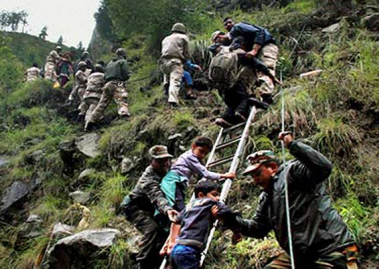 uttarakhand tragedy survivor recounts tales of horror- India Tv
