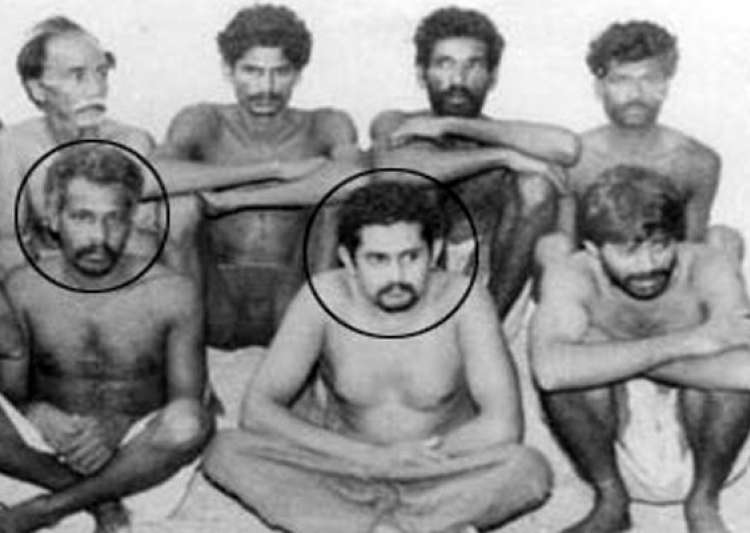 with gallows kept ready sc stays execution of death sentence of four veerappan s aides- India Tv