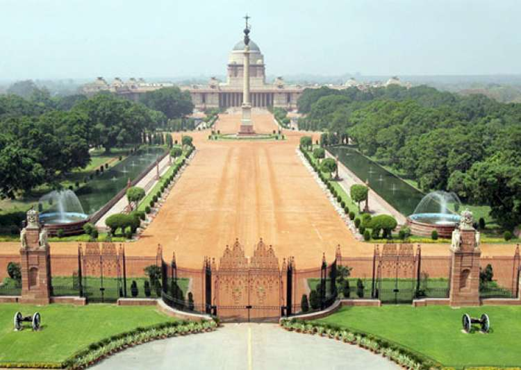 a look inside rashtrapati bhavan- India Tv