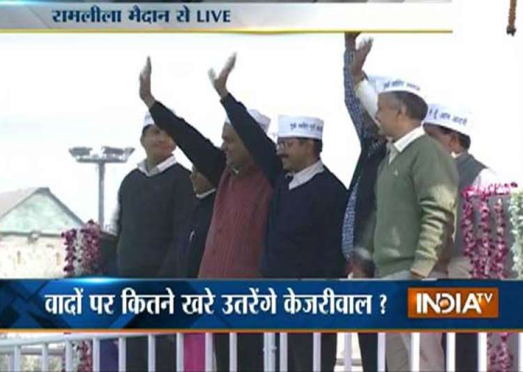 arvind kejriwal govt know the new cm and his cabinet ministers- India Tv
