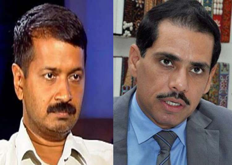arvind kejriwal to give more information tomorrow as govt rules out probe into vadra deals- India Tv