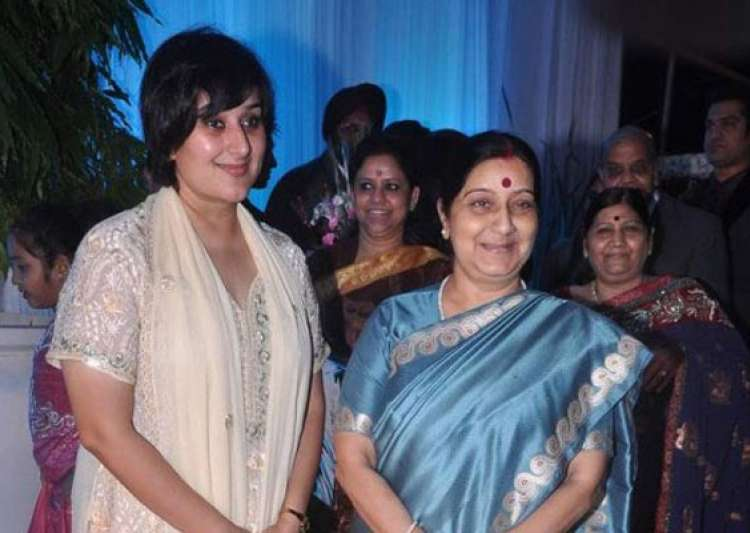 at a glance sushma swaraj india s first woman foreign minister- India Tv