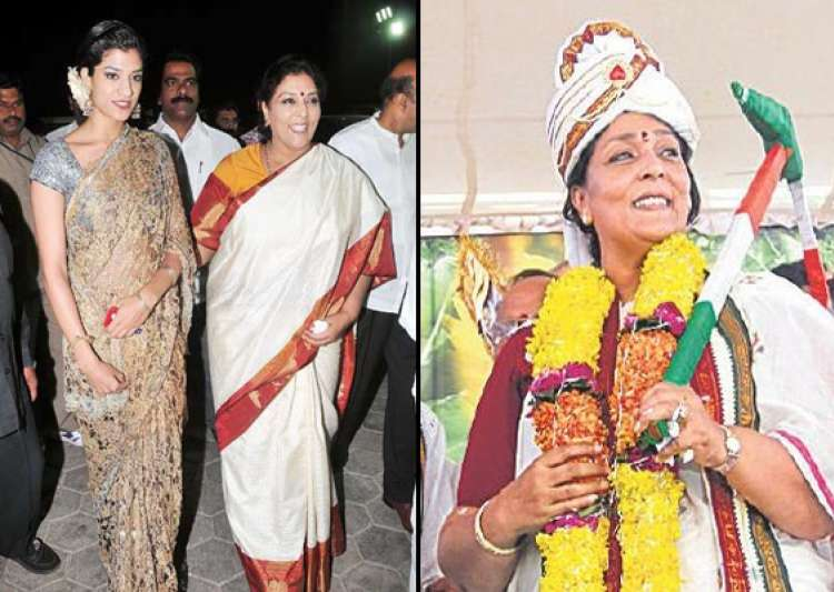 birthday special facts about congress leader renuka chowdhury- India Tv