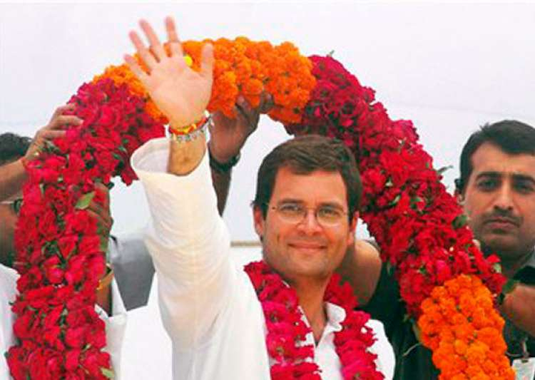congress a funny party quips rahul- India Tv