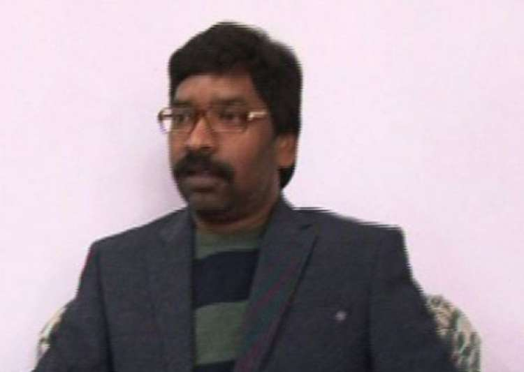 jmm seeks time to form government in jharkhand- India Tv