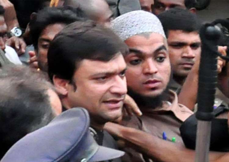 mim mla akbar owaisi sent to jail for 14 days- India Tv