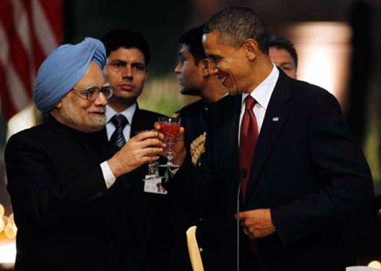 obama and manmohan singh a study in contrast- India Tv