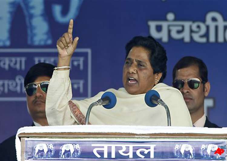 mayawati targets cong bjp says both responsible for scams- India Tv