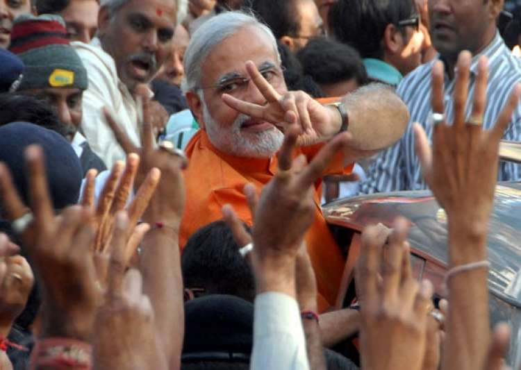 modi to address delhi rally on sep 29- India Tv