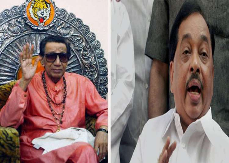 narayan rane describes bal thackeray as guru guide- India Tv