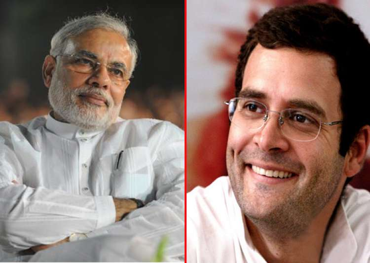 narendra modi and rahul gandhi a study in contrasts- India Tv