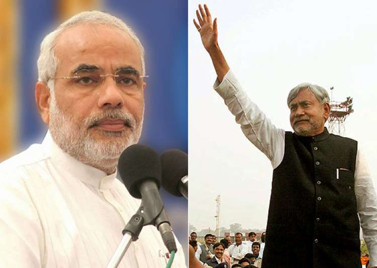 nitish kumar to challenge narendra modi in his own backyard- India Tv