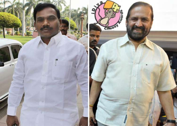 no wrong in raja kalmadi being made par panel members cong- India Tv