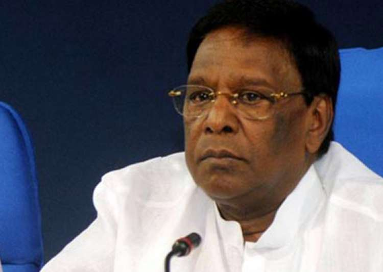quota bill will be taken up thursday narayanasamy- India Tv