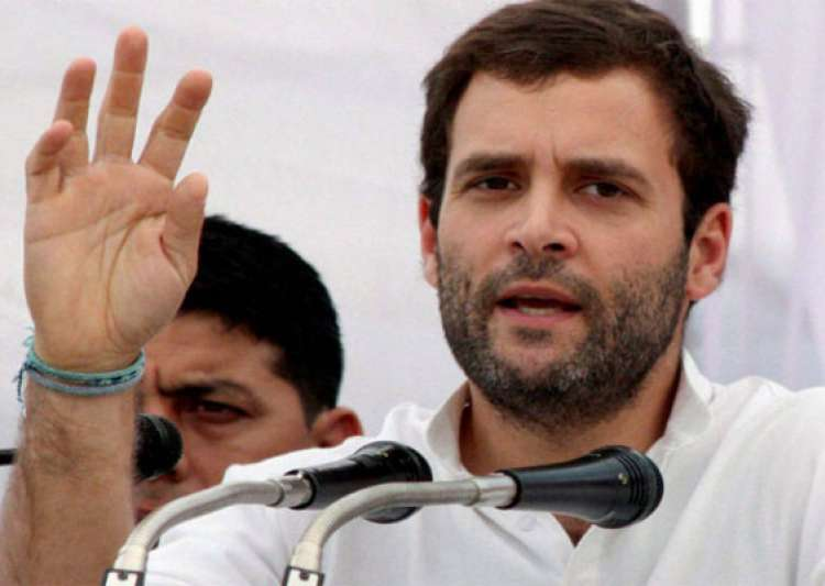 rahul gandhi as pm candidate demand at cong chintan shivir- India Tv