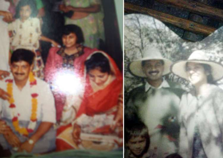 rare pics of arvind kejriwal and family