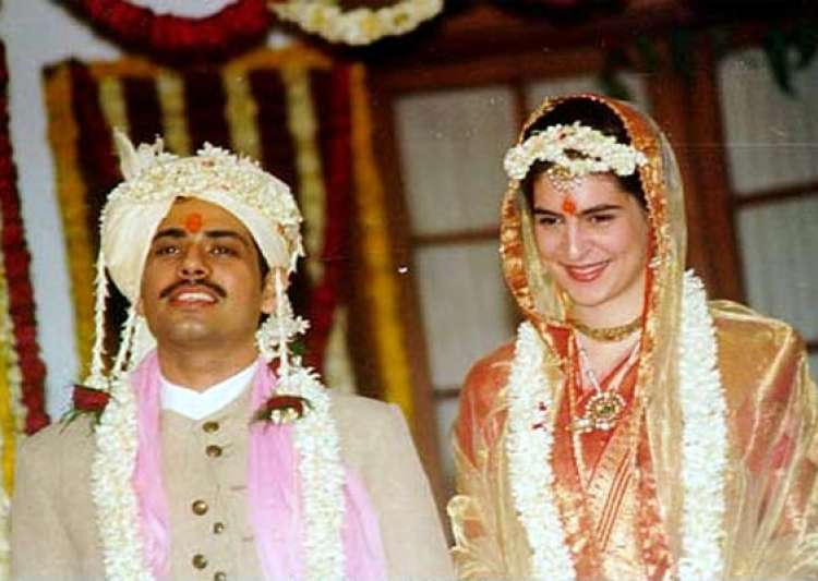 timeless pictures of priyanka gandhi and robert vadra s