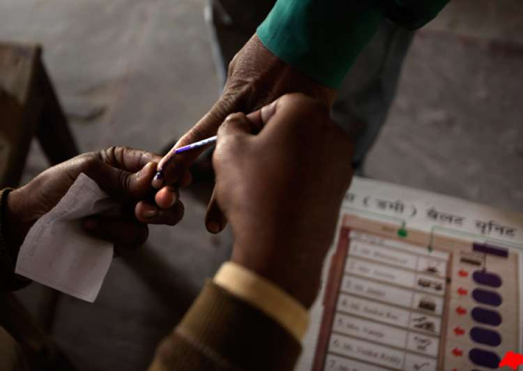 12 per cent votes polled in first two hours in meghalaya