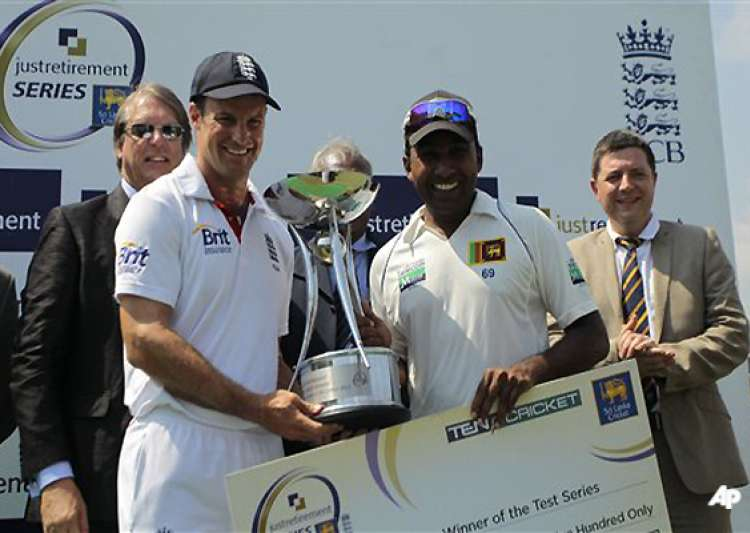 england beats sri lanka in 2nd test retains no. 1 test ranking- India Tv