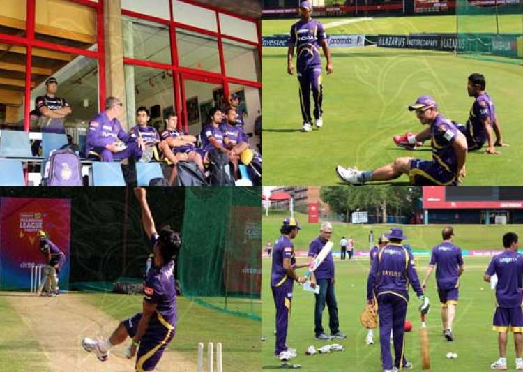 ipl6 know the kolkata knight riders squad for the 2013- India Tv