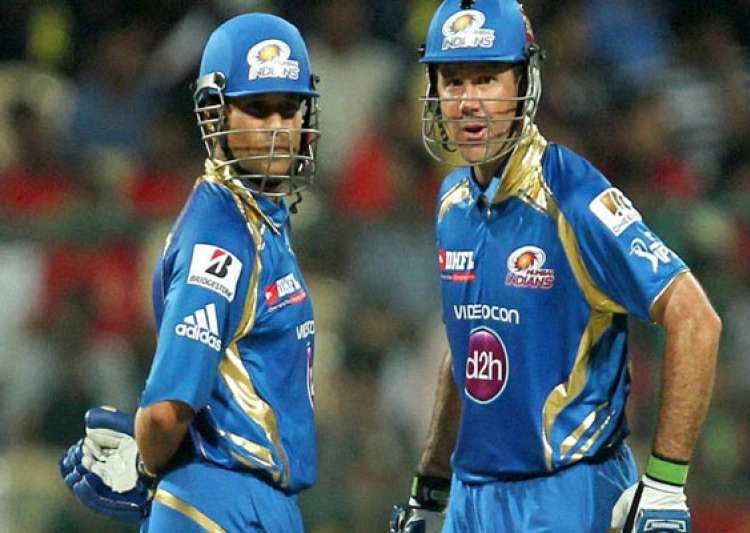 ipl 6 sachin ponting partnership outclasses pune mumbai on- India Tv