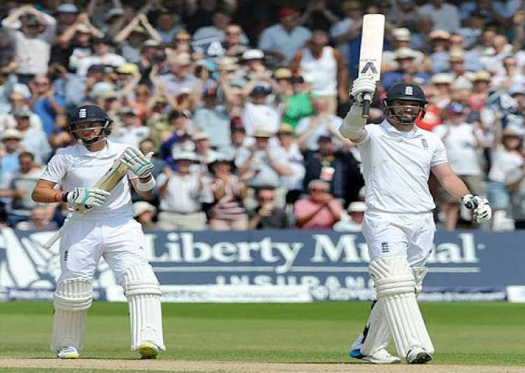 Ind vs Eng: Root, Anderson create world record as England ...