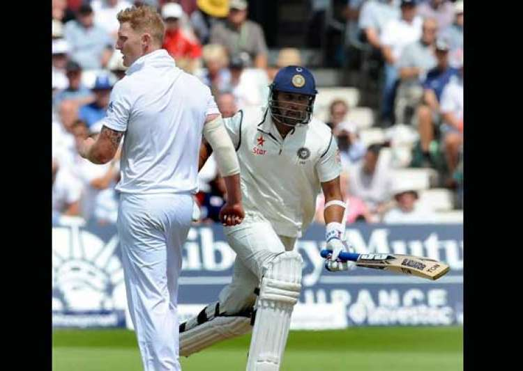 Ind vs Eng: Vijay digs in to take India to 177/3 at lunch ...