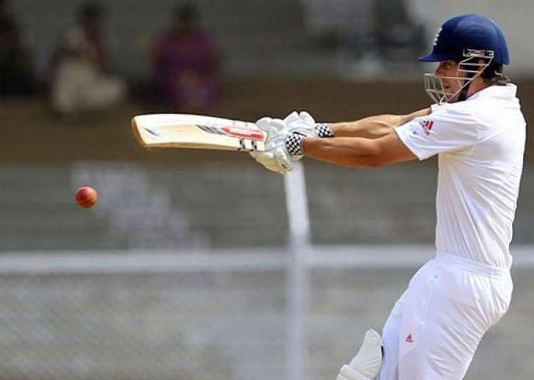ind vs eng 1st test day 4 eng 264/5 at tea cook still at crease- India Tv