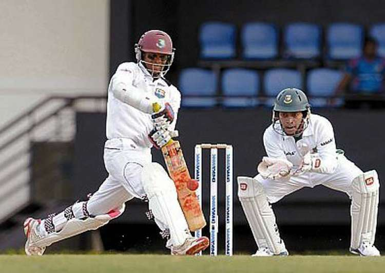 BAN vs WI: West Indies builds lead of 427 against Bangladesh
