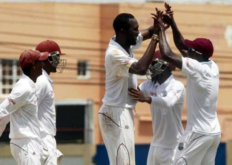 WI vs BAN: West Indies wraps up 10-wicket win in 1st test