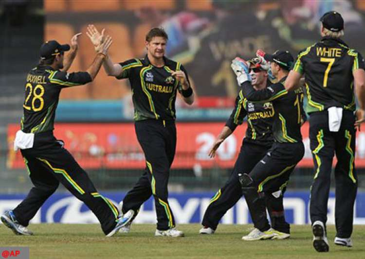 all round show by watson as aus beat ireland by 7 wkts- India Tv