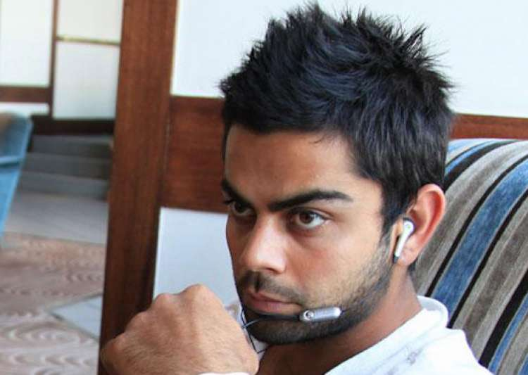 no time to have a girlfriend says virat kohli- India Tv