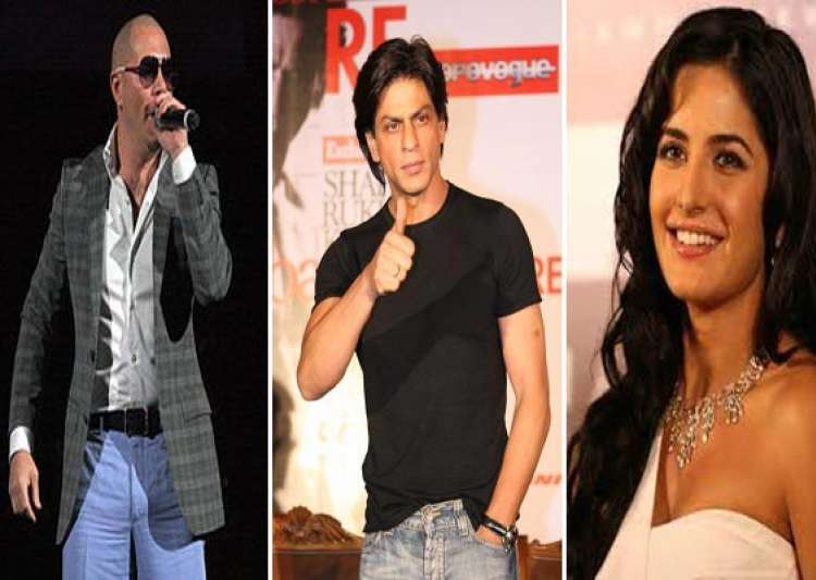 shahrukh katrina pitbull to rock ipl6 opening ceremony- India Tv
