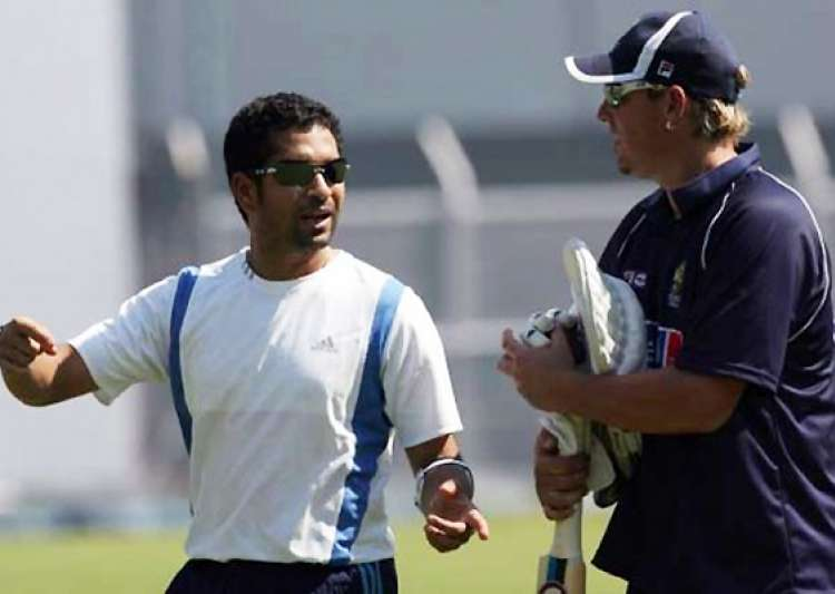 shane warne calls for end to talk about sachin s retirement