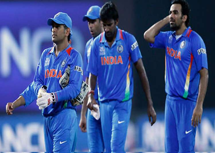 team india slips to third in world t20 rankings