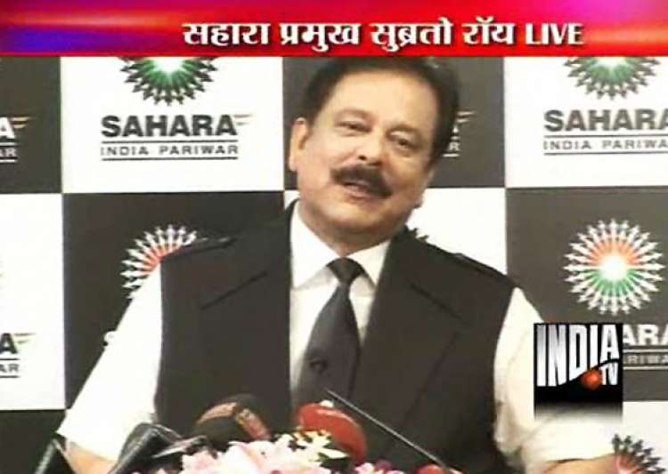we ve had enough we took a correct decision says sahara- India Tv