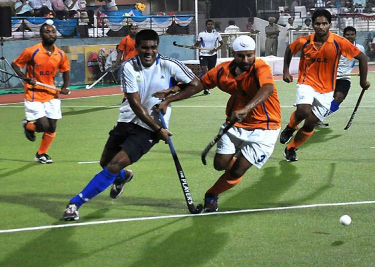 hockey indian oil air india enter final- India Tv