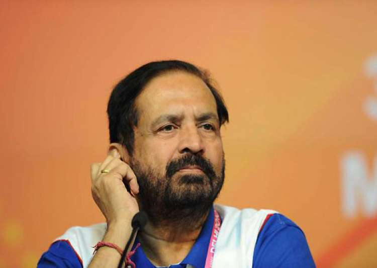 kalmadi will not contest ioa elections may retire- India Tv