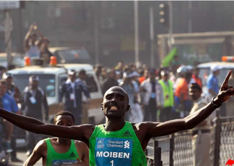 moiben abeyo win mumbai marathon india s yadav gets olympic- India Tv