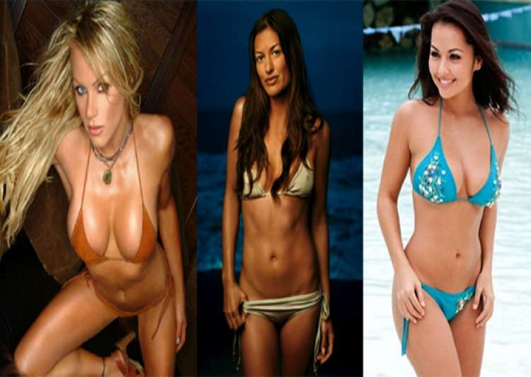 watch professional women athletes turned bikini models- India Tv